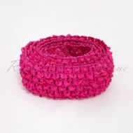 Hot Pink Headband By The Metre 1.5 Inches